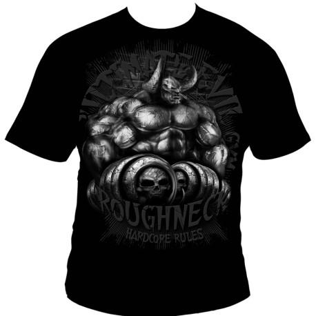 Bodybuilding tričko Roughhneck MR35 - Monster, Velikost  L
