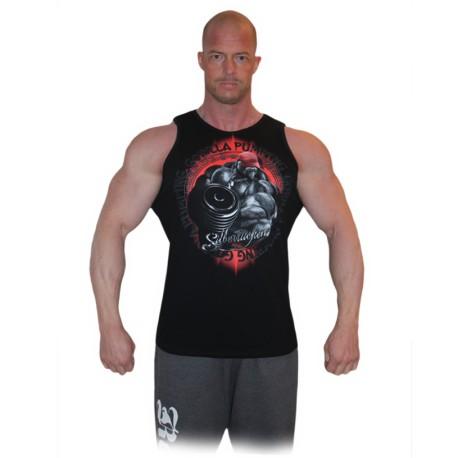 Bodybuilding tílko Silberrücken SR162 - Gorilla Power 3, Velikos