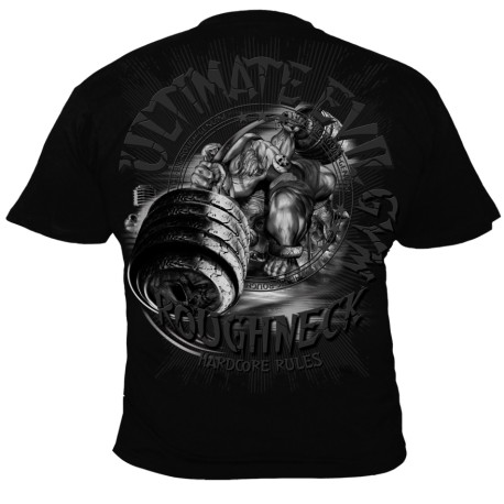 Bodybuilding tričko Roughnec MR37 - Ultimate Bench, Velikost  L