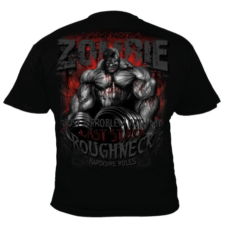 Bodybuilding tričko Roughneck MR40 - Zombie