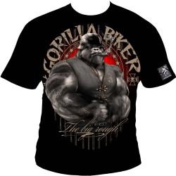 Motorkářské tričko Gorilla Biker GB58 - Frontman