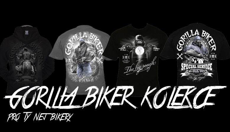 Gorilla Biker Kolekce