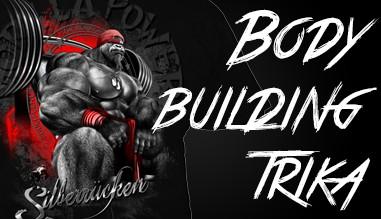 Bodybuilding trička