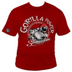 Bodybuilding tričko GP Gorilla Power