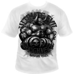 Bodybuilding tričko Roughhneck MR35 - Monster