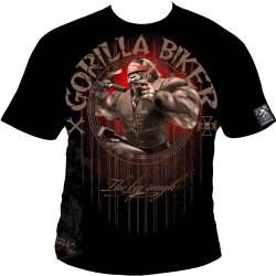 Motorkářské tričko Gorilla Biker GB54 - Hard Job