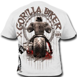 Motorkářské tričko Gorilla Biker GB50 - Big Wheel